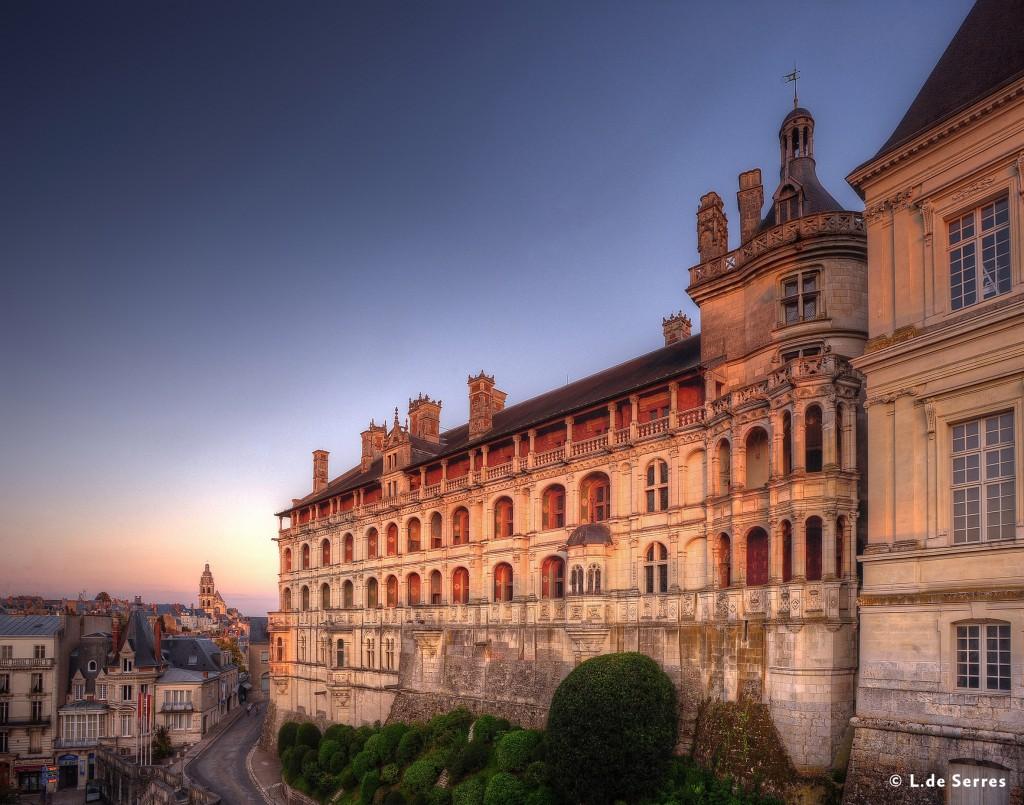 Chateau Royal de Blois - Credit : Léonard de Serres