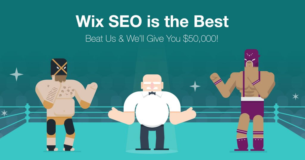 Wix Contest - SEO HERO