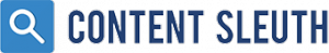 Content Sleuth Logo