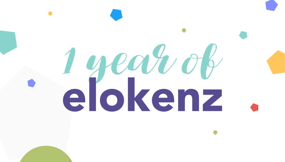 Elokenz first birthday