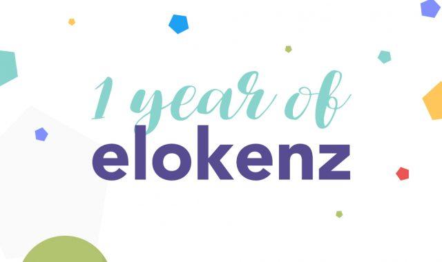 Elokenz first birthday